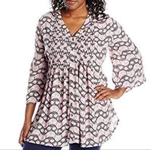 Seven7 Melissa McCarthy blouse